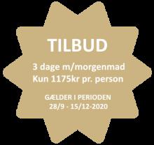 TILBUD SLÆGTSGAARDEN